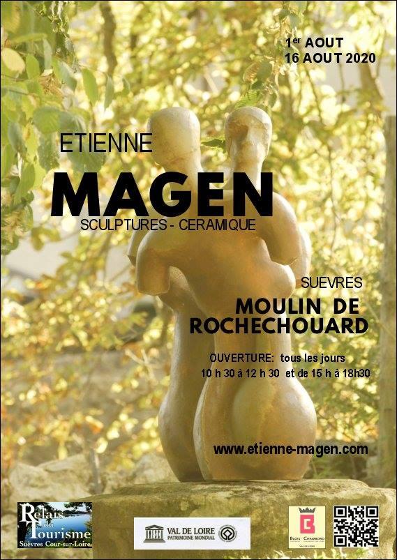 Exposition Moulin de Rochechouard Suèvres (41)